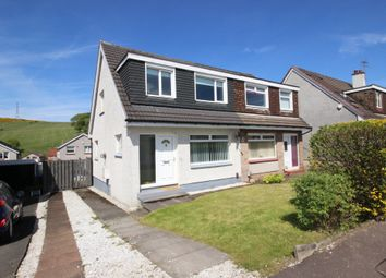 Thumbnail 3 bed semi-detached house for sale in 128 Beeches Road, Duntocher
