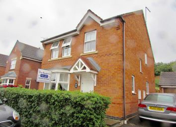 Thumbnail 4 bedroom detached house to rent in Riverstone Way, Northampton
