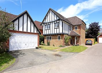 Thumbnail 5 bedroom detached house for sale in Eleanor Close, Passfield, Liphook, Hampshire