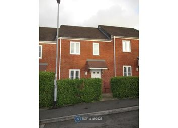 Thumbnail 3 bed terraced house to rent in Waterer Way, Shepton Mallet