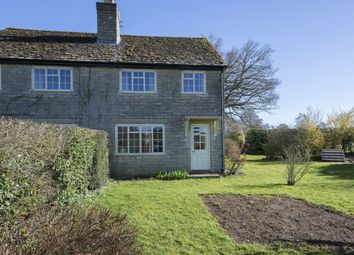 Thumbnail 2 bed semi-detached house to rent in Rousham, Bicester
