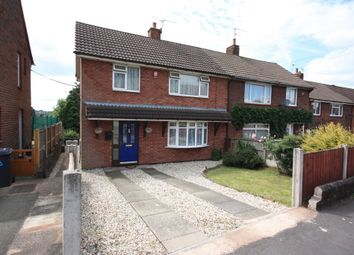 Thumbnail 3 bed semi-detached house to rent in Lincoln Road, Kidsgrove, Stoke-On-Trent