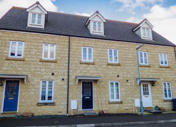 Thumbnail 3 bed terraced house for sale in Barley Rise, West Ashton, Trowbridge