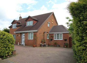 Thumbnail 4 bed detached house for sale in Parklands, Widnes