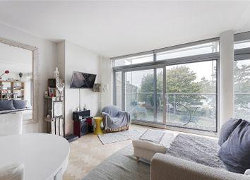 Thumbnail 1 bed flat for sale in Montevetro, 100 Battersea Church Road, Battersea, London