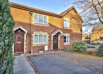 Thumbnail 2 bed terraced house for sale in Dorling Way, Brampton, Huntingdon, Cambridgeshire