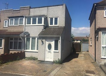Thumbnail 3 bed end terrace house to rent in 25 Elm Park Avenue, Hornchurch