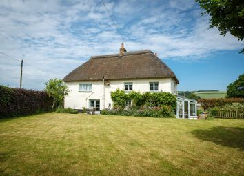 Thumbnail 4 bed cottage for sale in Coldridge, Crediton