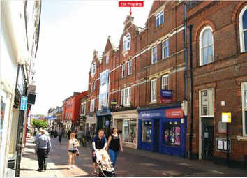 Thumbnail 3 bed block of flats for sale in Flats 1, 2 And 3, 42 Abbeygate Street, Suffolk
