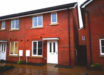 Thumbnail 3 bed semi-detached house to rent in Dehavilland Way, Jubilee Park, Rogerstone