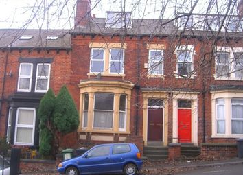 Thumbnail 4 bedroom terraced house to rent in Hanover Square, Leeds