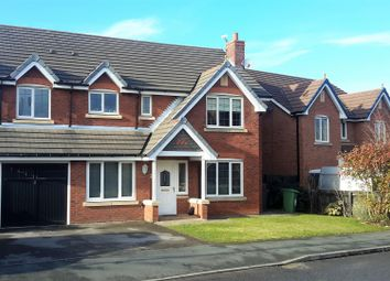 Thumbnail 5 bed detached house for sale in St. Georges Way, Northwich, Cheshire