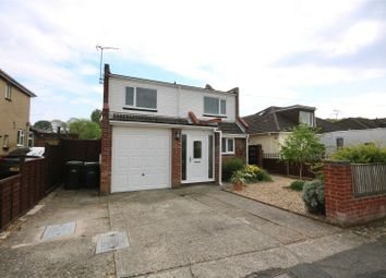 Thumbnail 4 bed detached house for sale in Winscombe Avenue, Cowplain, Waterlooville