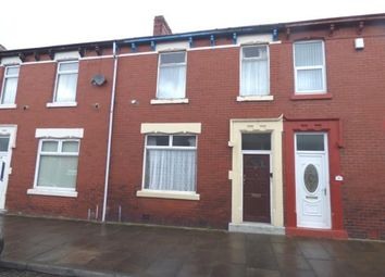 Thumbnail 3 bed terraced house for sale in Raikes Road, Preston, Lancashire