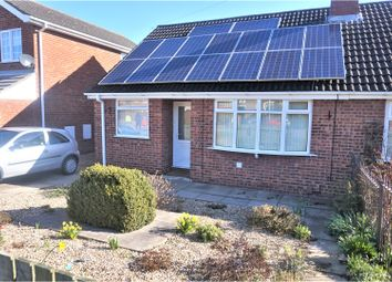 Thumbnail 2 bed semi-detached bungalow for sale in Ferndown Drive, Immingham