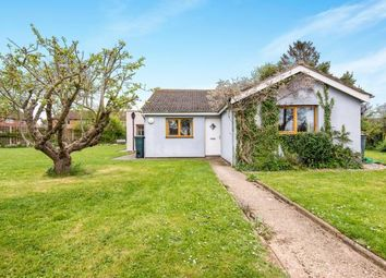 Thumbnail 4 bedroom bungalow for sale in Wymondham, Norfolk, N/A