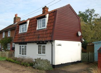 Thumbnail 2 bedroom cottage for sale in Post Office Lane, Martlesham, Woodbridge