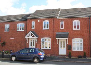 Thumbnail 2 bedroom semi-detached house to rent in Railway Walk, Bromsgrove