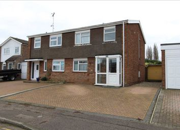 Thumbnail 3 bed semi-detached house for sale in Worcester Road, Colchester