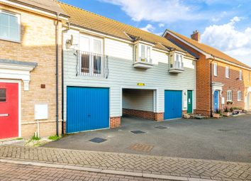 Thumbnail 2 bed maisonette for sale in Barley Close, St. Ives, Huntingdon