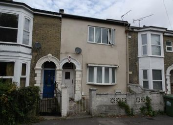 Thumbnail 4 bed terraced house for sale in Cranbury Avenue, Southampton