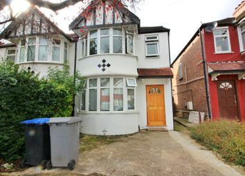 Thumbnail 5 bed semi-detached house to rent in Lancelot Crescent, Wembley