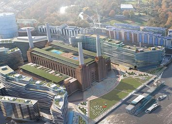 Thumbnail 1 bed flat for sale in Battersea Roof Gardens, London