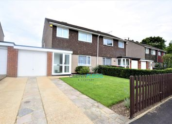 Thumbnail 3 bedroom semi-detached house for sale in Brands Hill, Langley, Slough