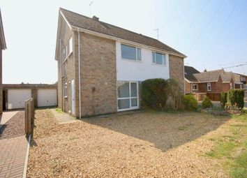 Thumbnail 3 bedroom property to rent in New Road, Whittlesey, Peterborough