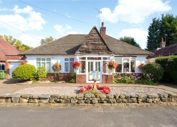 Thumbnail 3 bed detached bungalow for sale in Thorngrove Road, Wilmslow, Cheshire