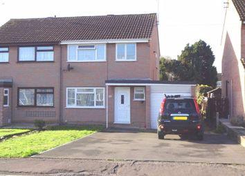 3 bed semi-detached house for sale in Larkhill Road, Yeovil BA21