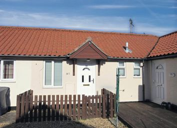 Thumbnail 1 bed terraced bungalow for sale in Newtown Road, Ramsey, Huntingdon