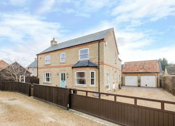 Thumbnail 4 bed detached house for sale in The Retreat, Sawtry, Huntingdon
