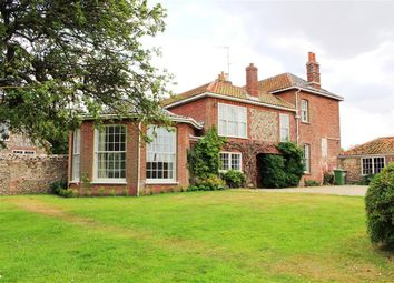 Thumbnail 5 bed detached house to rent in Blakeney Road, Letheringsett, Holt