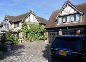Thumbnail 6 bed detached house for sale in Dean Court Road, Rottingdean, Brighton