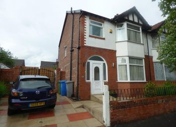 Thumbnail 3 bed semi-detached house for sale in Dargle Road, Sale, Greater Manchester