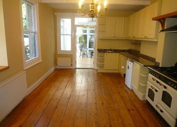 Thumbnail 1 bedroom flat to rent in Norton Road, 45 Norton Road, Ground Floor Flat, Hove
