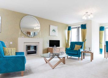 "Thumbnail 2 bedroom flat for sale in ""Typical 2 Bedroom"" at Kings Parade, Kings Road, Fleet"