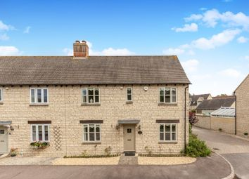Thumbnail 3 bed semi-detached house for sale in Bradwell Village, Burford