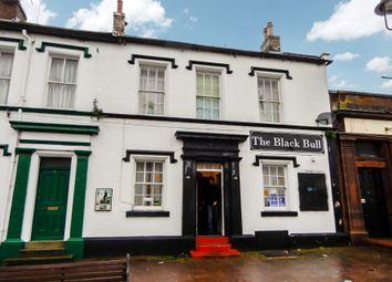 Thumbnail Retail premises for sale in The Black Bull, 28 Market Place, Egremont, Cumbria