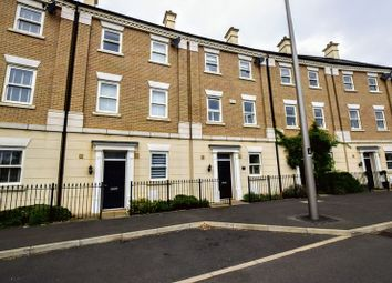 Thumbnail 4 bedroom terraced house for sale in Rowditch Furlong, Redhouse Park, Milton Keynes