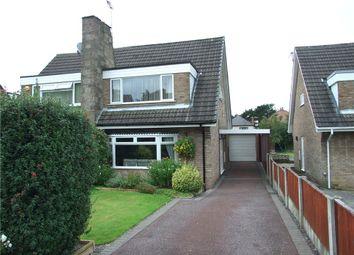 Thumbnail 3 bed semi-detached house for sale in Bridge End Avenue, Selston, Nottingham