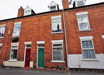 Thumbnail 3 bed terraced house for sale in Hereward Street, Lincoln