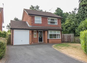 Thumbnail 4 bed detached house for sale in Edyvean Close, Rugby