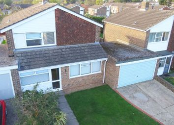 Thumbnail 3 bed link-detached house for sale in Holmbury Close, Crawley