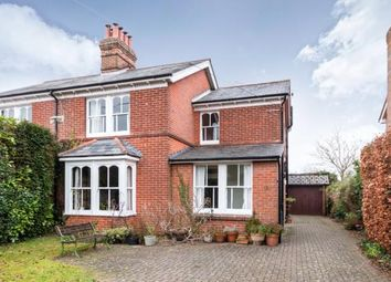 Thumbnail 4 bed semi-detached house for sale in Oakley, Basingstoke, Hampshire