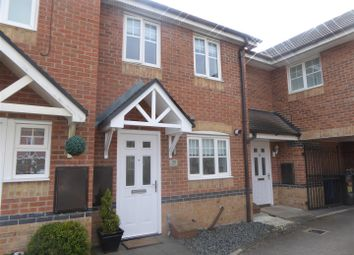 Thumbnail 2 bed mews house for sale in Charles Street, Brymbo, Wrexham
