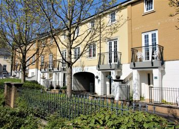 Thumbnail 3 bed town house for sale in London Square, Portishead