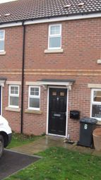 Thumbnail 3 bed terraced house to rent in Cherry Blossom Court, Lincoln
