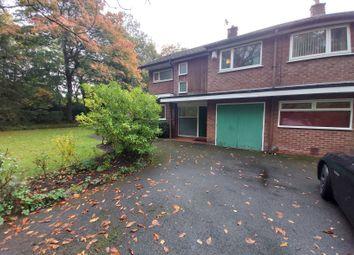 Thumbnail 3 bed detached house for sale in Ellesmere Road, Eccles